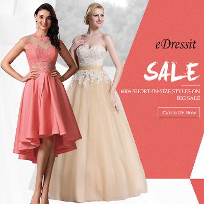 short in size dresses sale