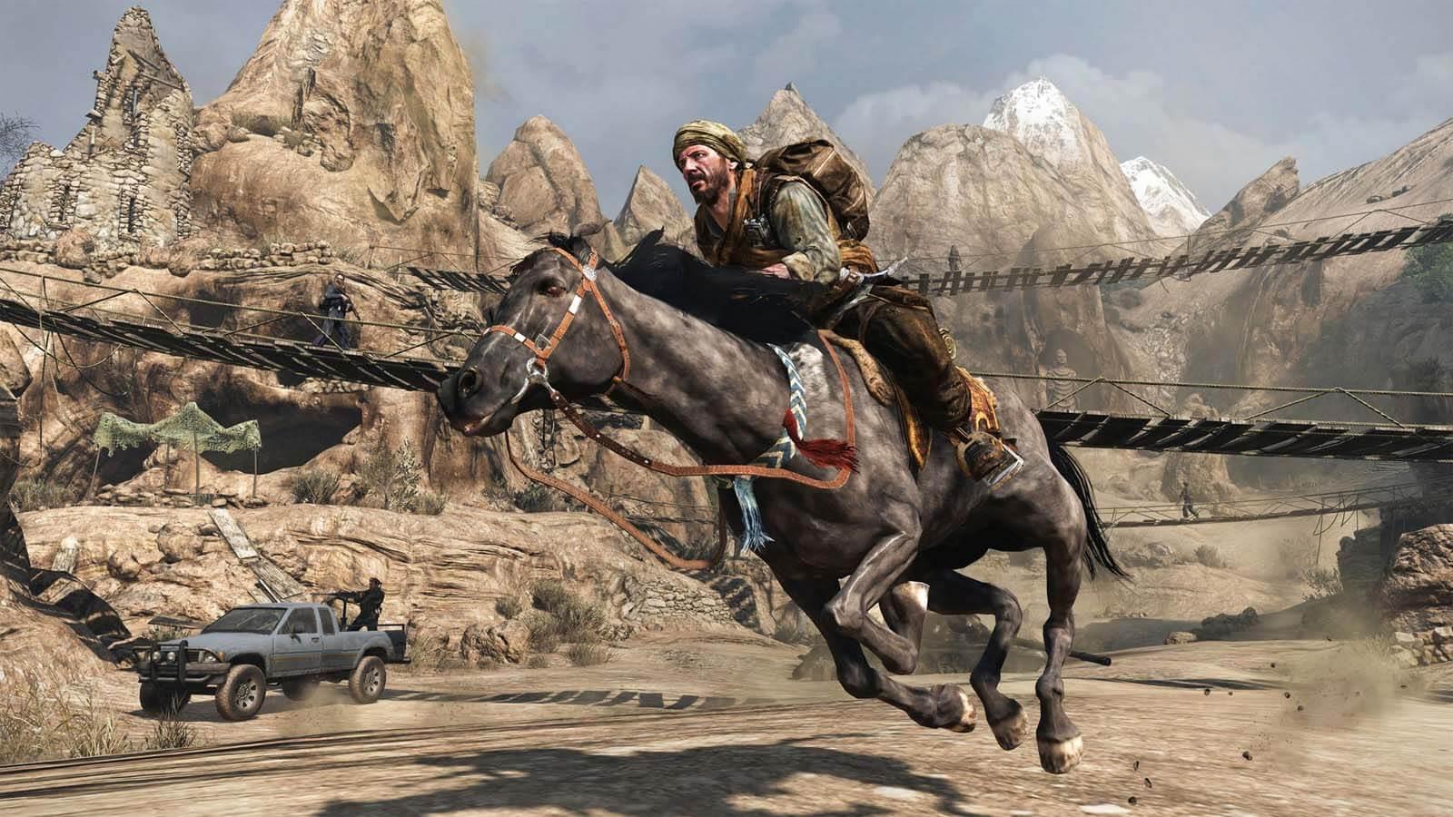 تحميل لعبة Call Of Duty Black Ops 2 مضغوطة كاملة بروابط مباشرة مجانا