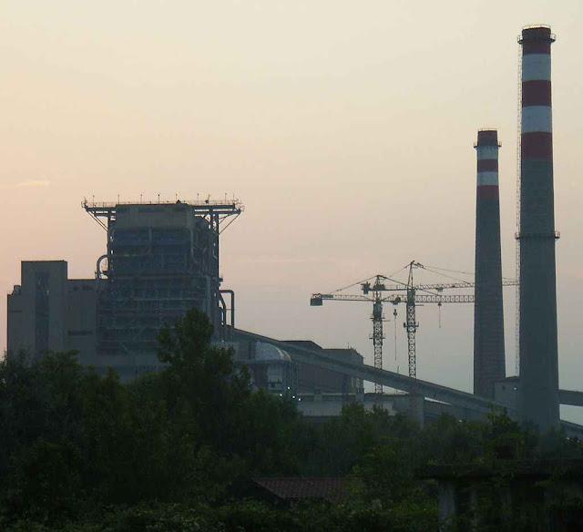 Termoelétricas a carvão em Kostolac estão no centro do espalhafatoso e falso anúncio. Mas, se a tecnologia é da China, tudo bem....