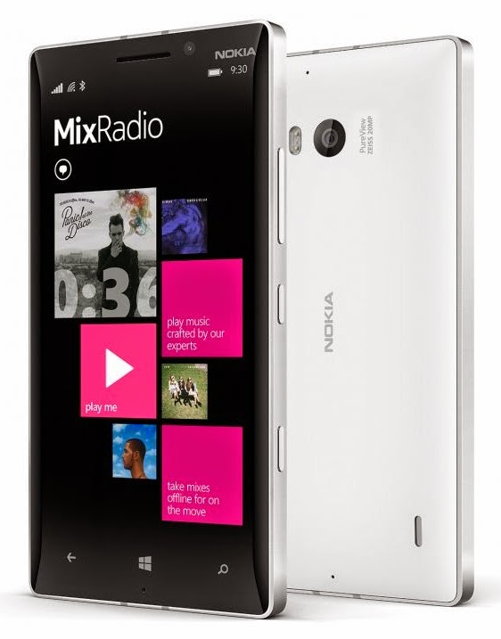 Nokia Lumia 930 (Lumia Icon) Spesifikasi dan harga, 2.2 GHz Quad-Core