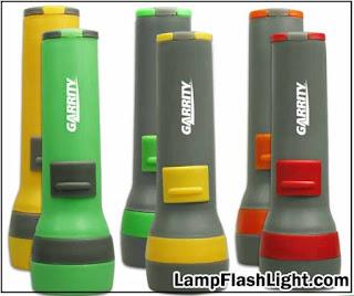 Garrity 2D Valuelite Flashlight
