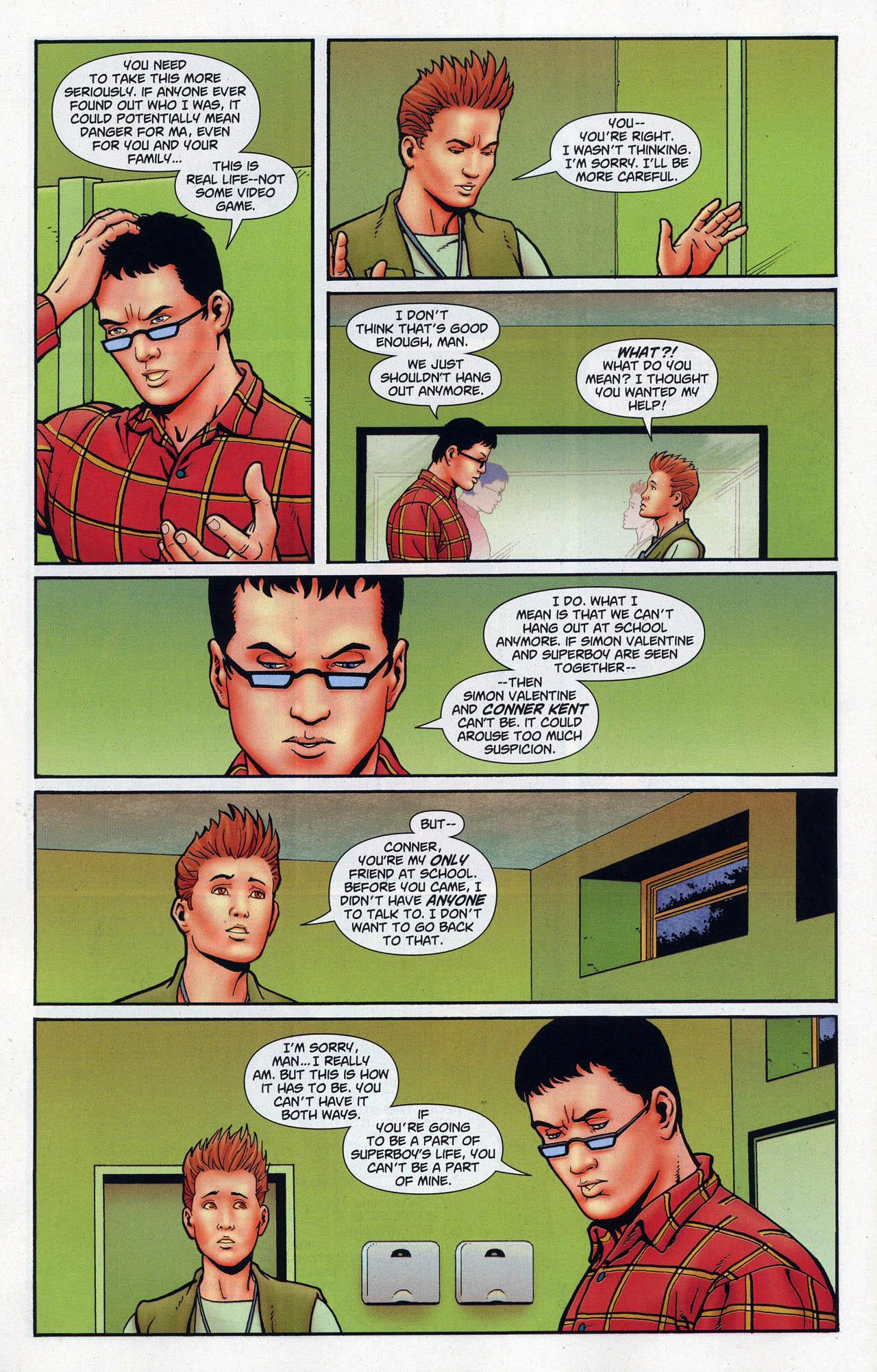 Superboy [I] Issue #3 #3 - English 15