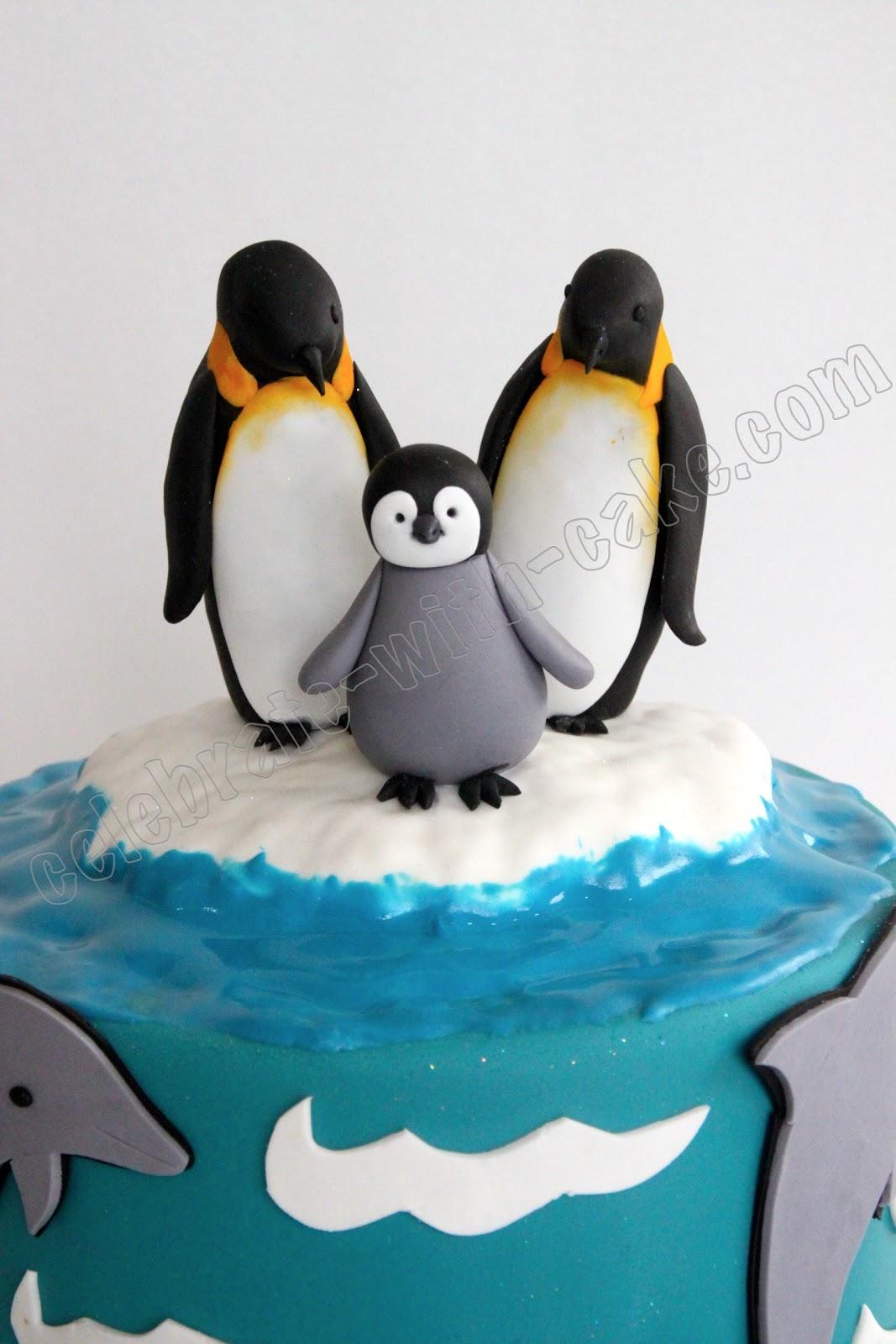 Penguin Cakes Cake Ideas And Designs