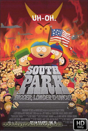 South Park La Pelicula [1080p] [Latino-Ingles] [MEGA]