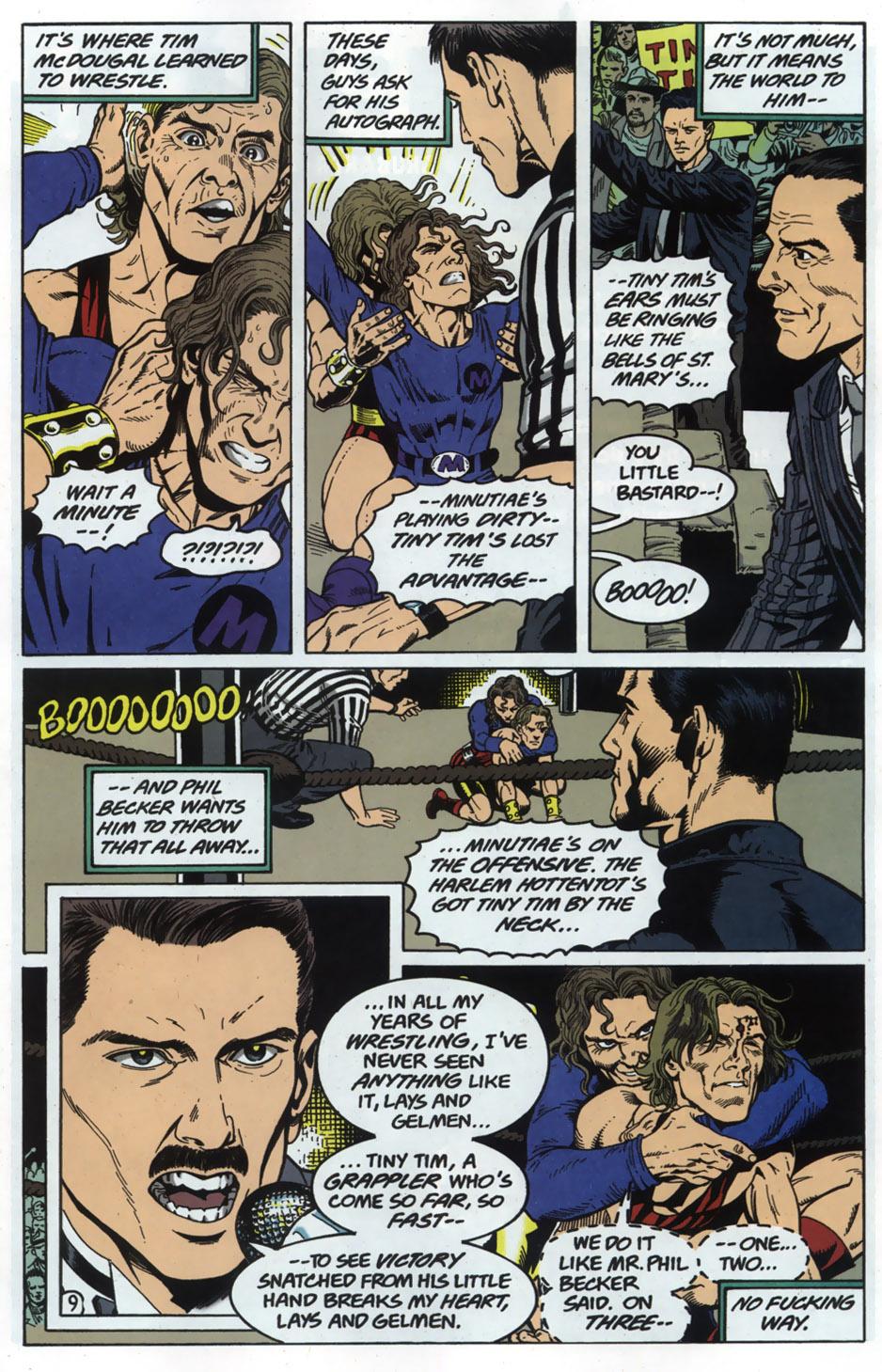 Read online American Century comic -  Issue #26 - 9