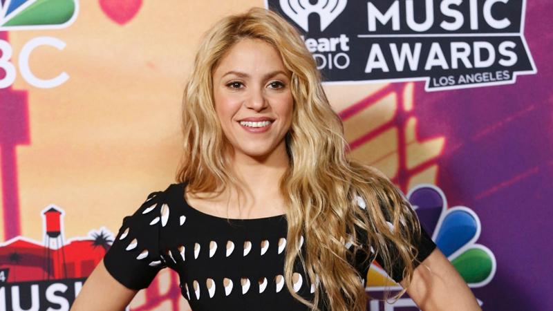Consegue o Look de Shakira