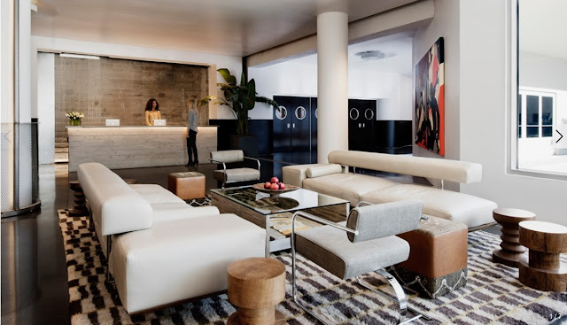 African Decor Makes A Splash In Hollywood 5