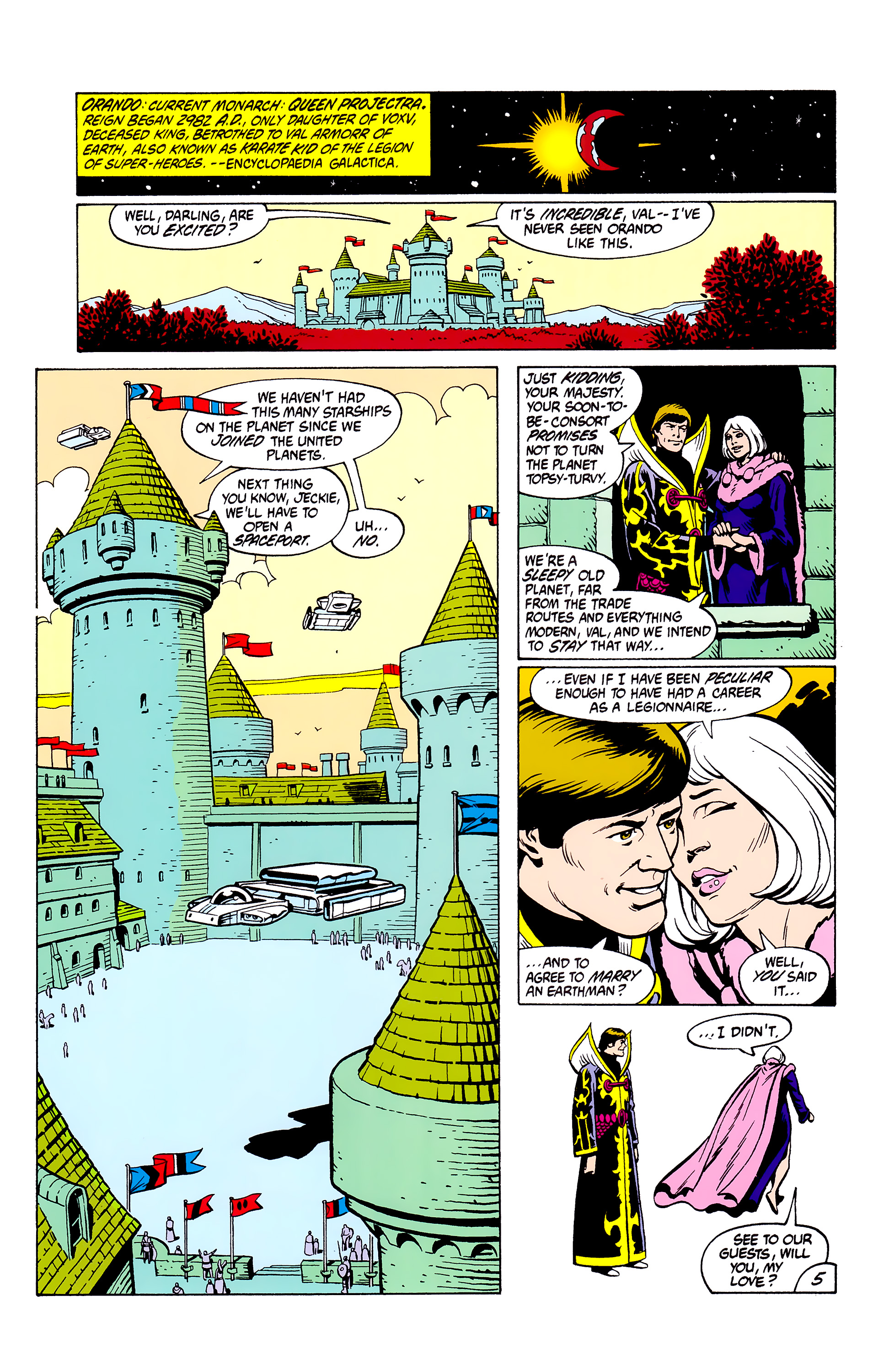 Legion of Super-Heroes (1980) _Annual_2 Page 5