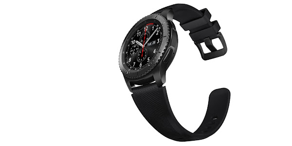 Get the Samsung Gear S3 Frontier for $199 on eBay