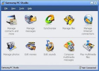 Samsung PC Suite Latest Version V7.2.24.9
