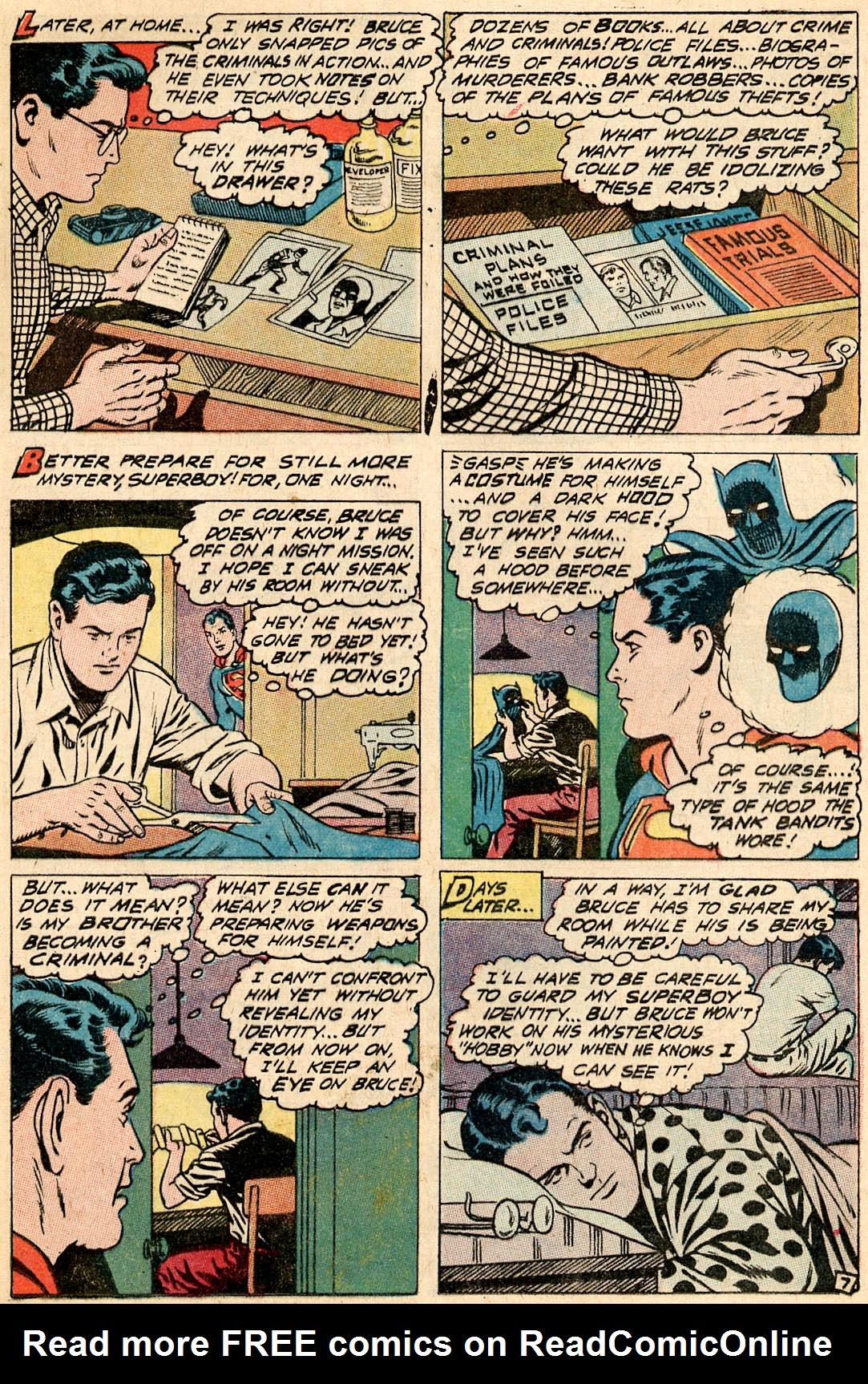 Read online World's Finest Comics comic -  Issue #172 - 13
