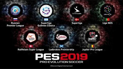 Pes 2019 لعبة بيس 2019
