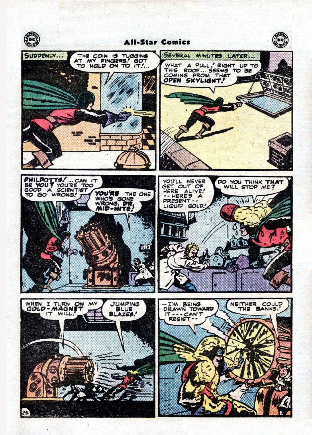 Read online All-Star Comics comic -  Issue #36 - 30