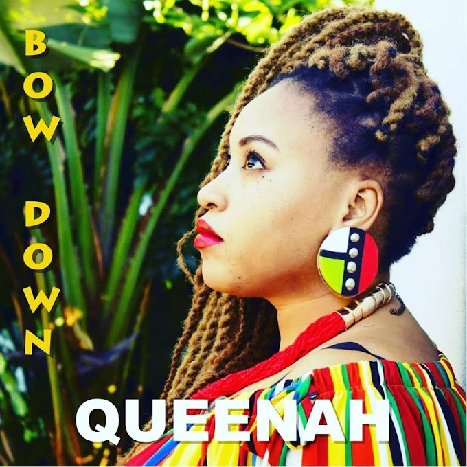 "QUEENAH DROPS NEW SINGLE ""BOW DOWN"""