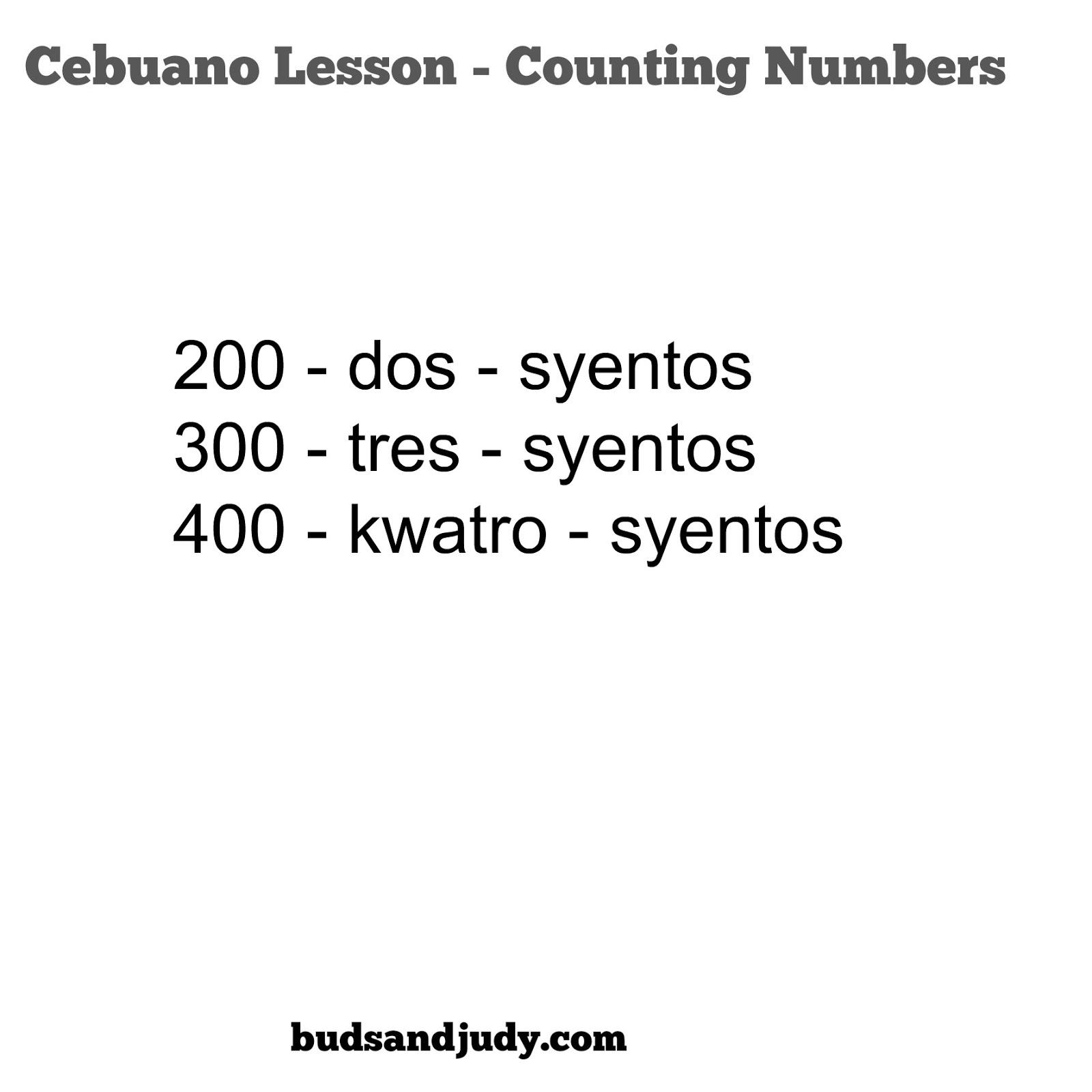 Cebuano101: 2016