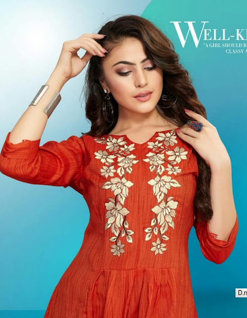 trendy lifestyle Western tops