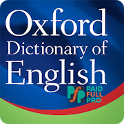 Oxford Dictionary of English Premium Mod Data