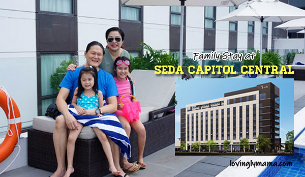 Seda Capitol Central - Seda Hotel Bacolod - Bacolod hotels - Seda hotel breakfast buffet - Bacolod City - deluxe room - staycation - family travel - travel blogger - Bacolod mommy blogger
