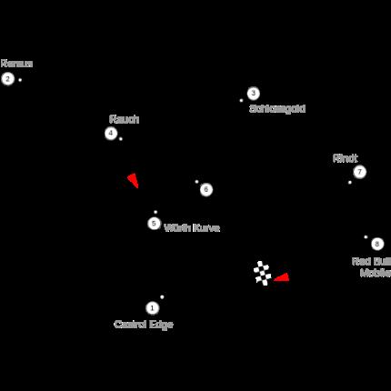 Jadwal dan Hasil Formula 1 Satu One Red Bull Ring Spielberg Austria 2017 F1