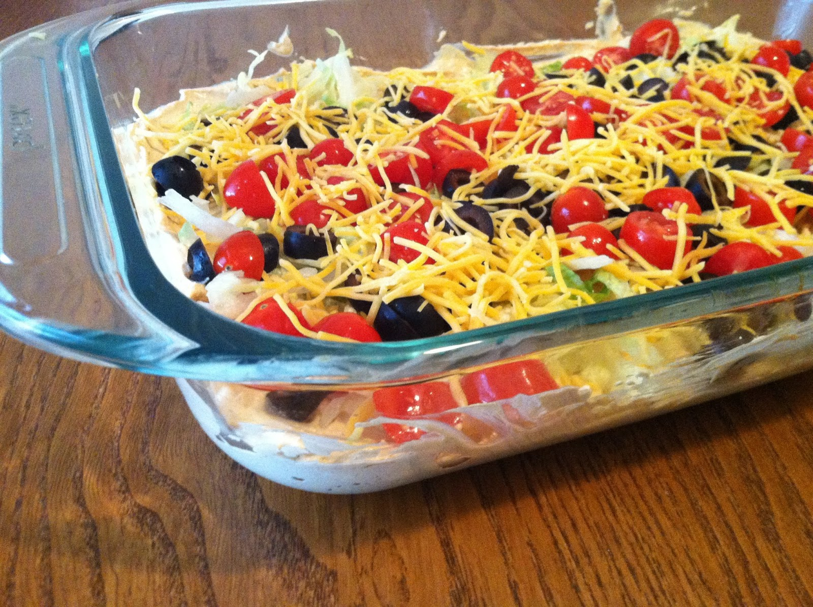 taco dip with cream cheese