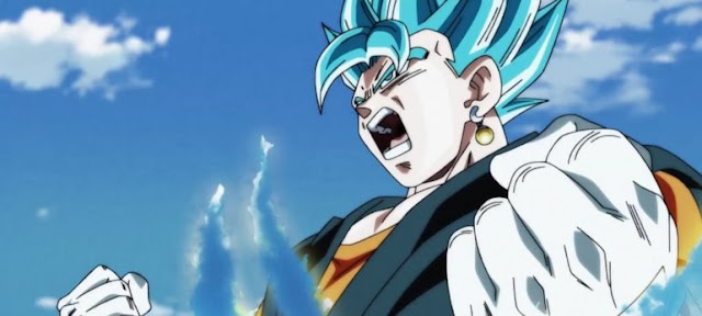 Dragon Ball Heroes trailer vegetto bue