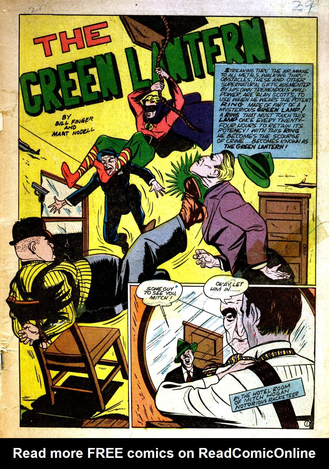 Read online All-American Comics (1939) comic -  Issue #29 - 2