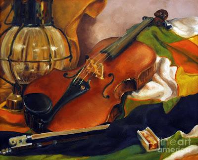 Tiếng violin trên gác xép nhỏ