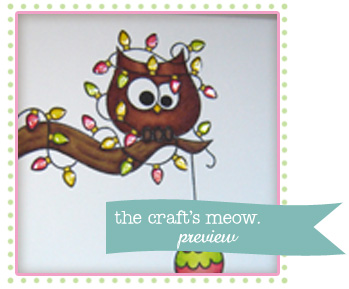 The Craft S Meow Store Blog Introducing Happy Hoo Lidays