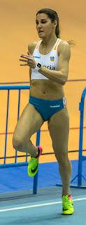 Atletismo Aranjuez  Elena Moreno