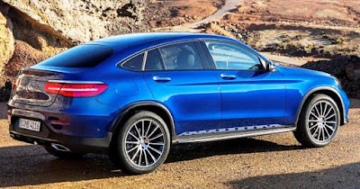 yeni mercedes benz GLC coupe
