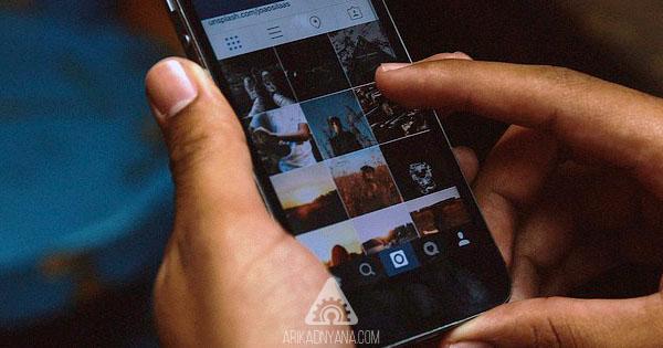 Cara Agar Orang Tertentu Tidak Bisa Berkomentar di Instagram Kita