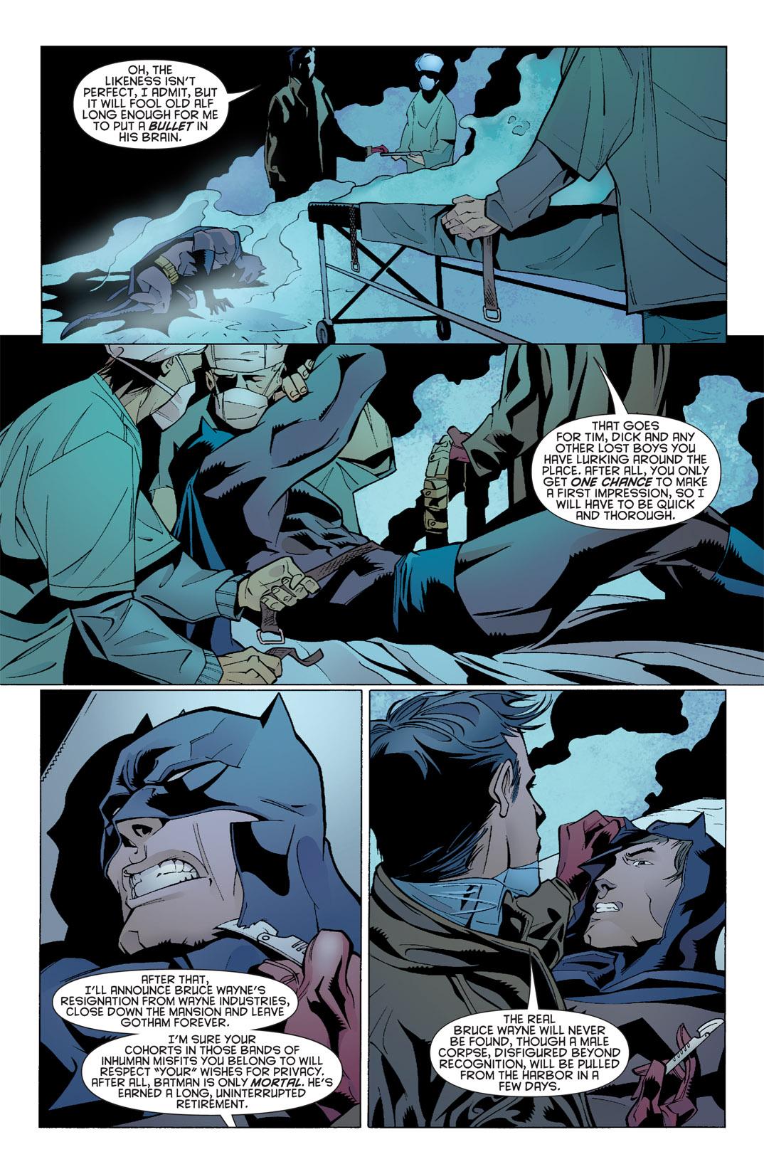 Detective Comics (1937) 849 Page 21
