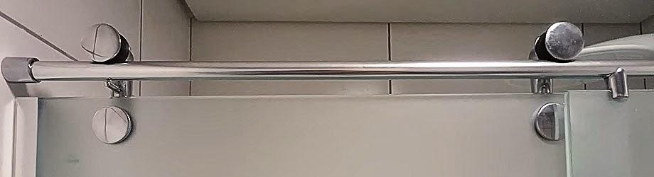 foto de box para banheiro blindex