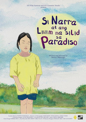 Si Narra at ang Lihim na Silid sa Paradiso(Narra and the Hidden Room Paradiso), by Janine T. Maniego