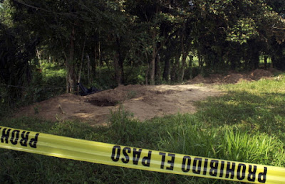 bodies of missing people mexico mass grave