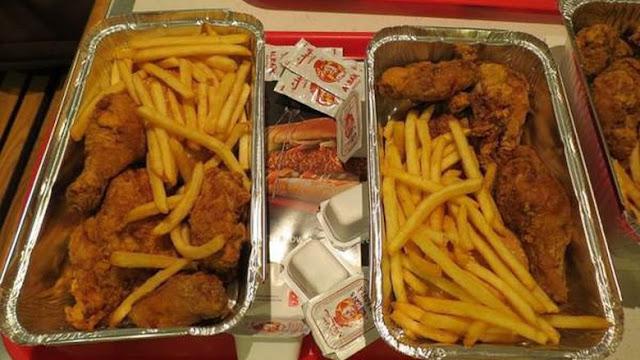 Alhamdulillah, Sedapnya Wisata Kuliner Ayam Al Baik di Makkah