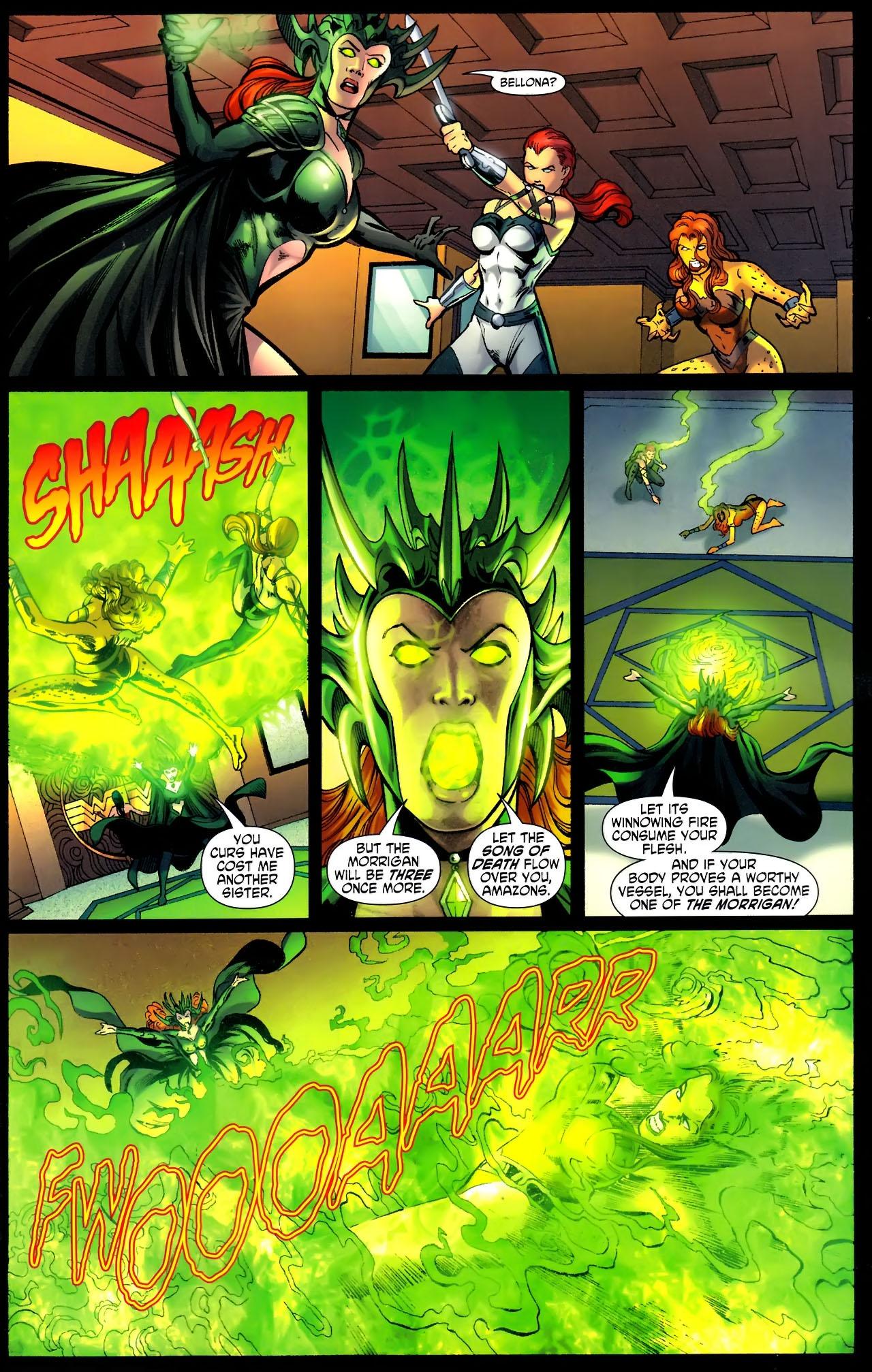 Read online Wonder Woman (2006) comic -  Issue #611 - 13