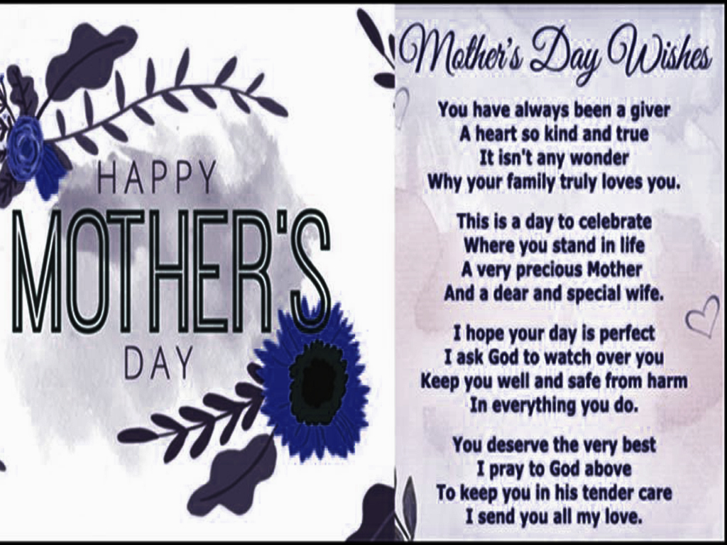 200+ Best Mothers Day Wishes Images 2017 From Daughter And Son ...