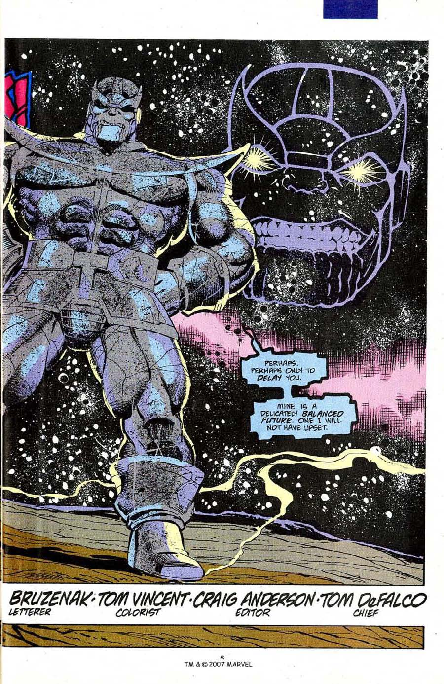 Read online Silver Surfer (1987) comic -  Issue #50 - 7