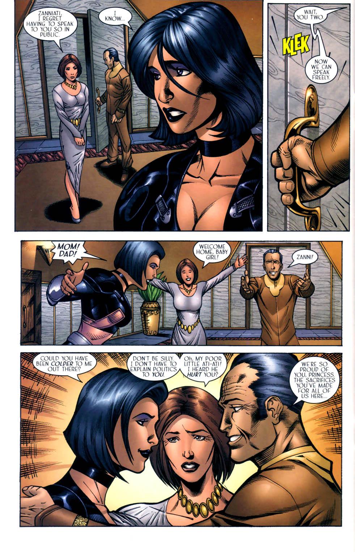 Read online Sigil (2000) comic -  Issue #8 - 18