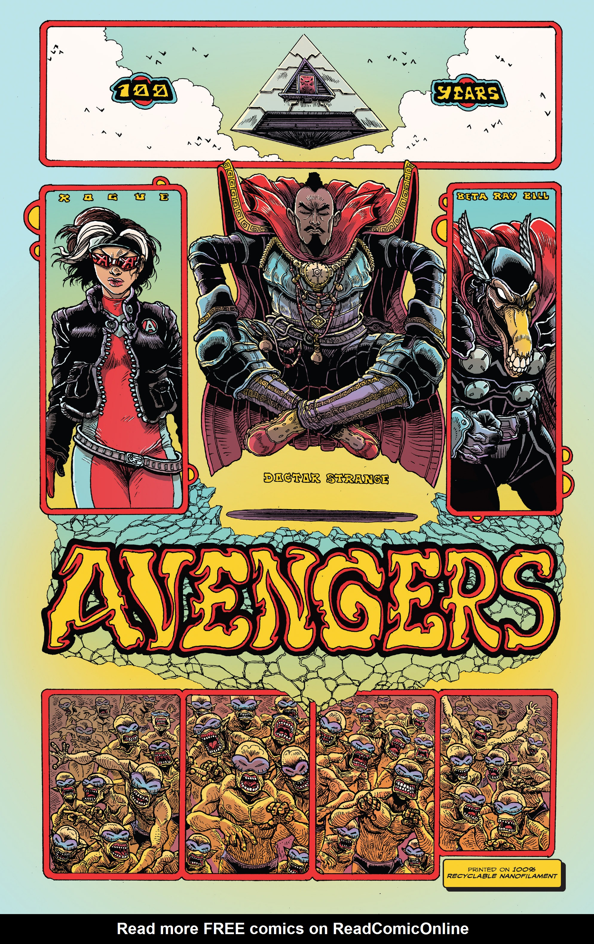 Read online 100th Anniversary Special: Avengers comic -  Issue #100th Anniversary Special: Avengers Full - 3