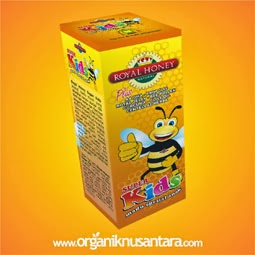 Madu Royal honey Super KIDS NASA – Referensi Daftar ...