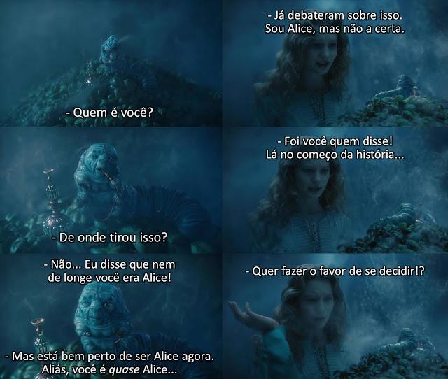 Tag Lagarta Alice No Pais Das Maravilhas Frases