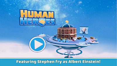 Human Heroes Curie on Matter Apk + OBB Free Download