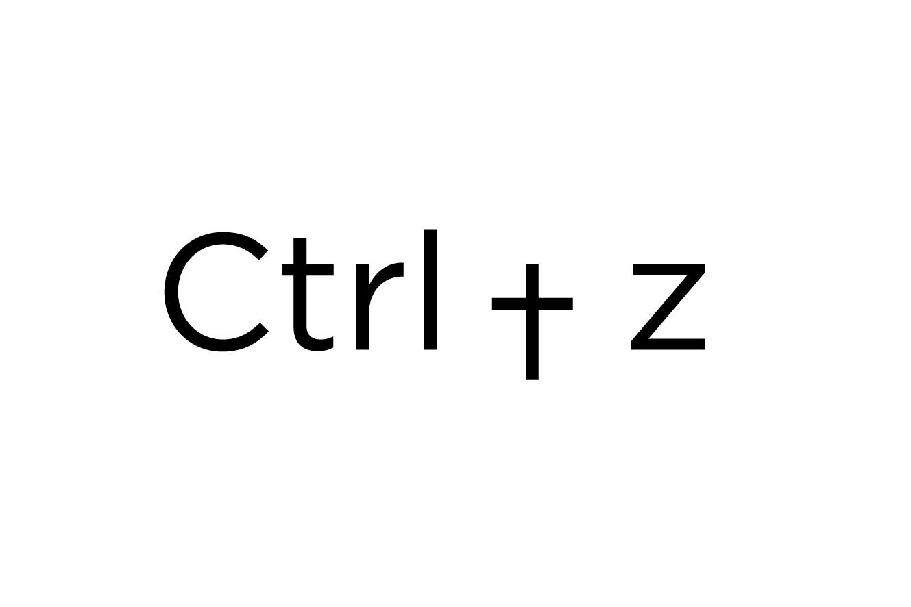 Thisiswhyme Ctrl Z