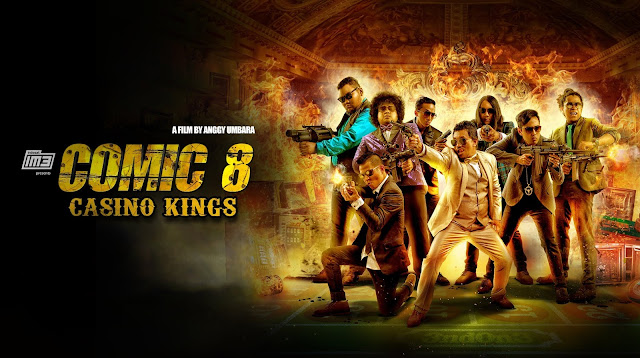 [Movie Asia] Comic 8 : Casino Kings Part 1 & Part 2 HDRip MP4 360P ~ VIDEOS