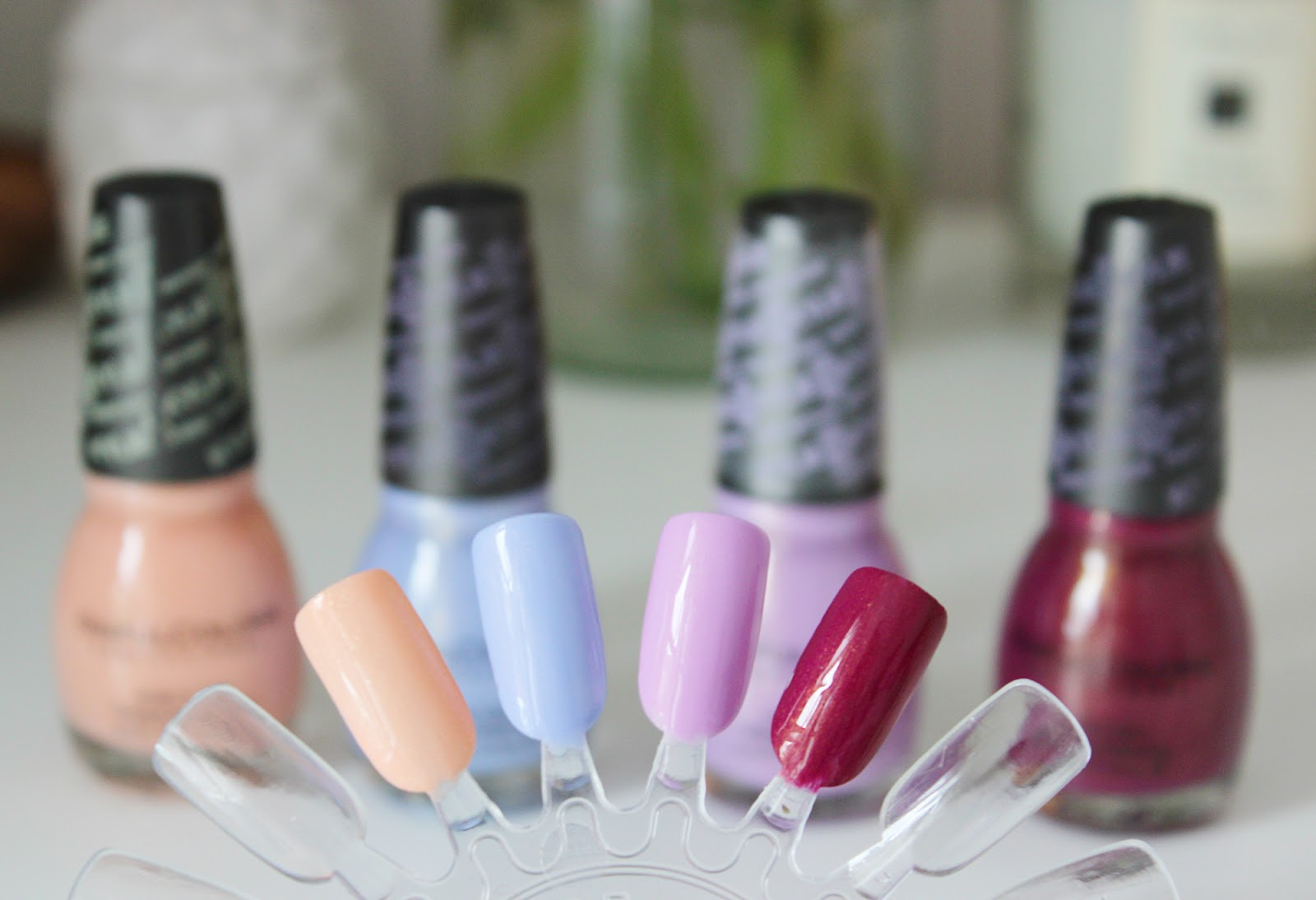Kylie Jenner SinfulColors nail polish collaboration review and swatches