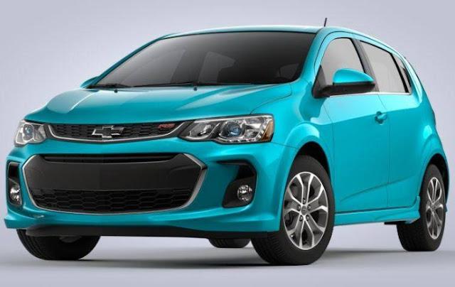 2020-Chevrolet-Sonic-blue-cheapest-brand-new-cars