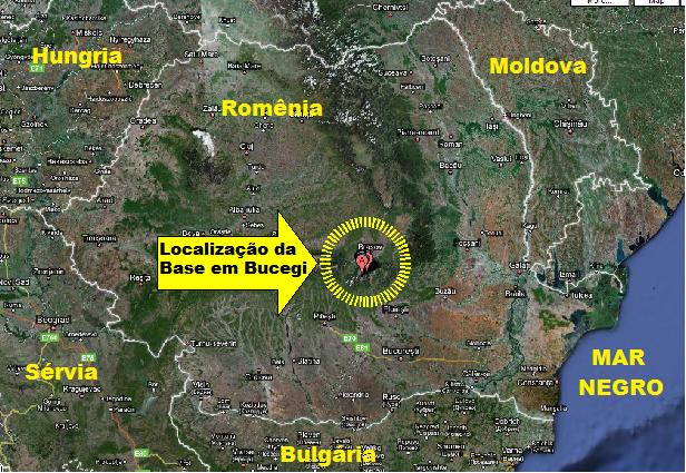 BASE ALIENÍGENA DESCOBERTA NAS MONTANHAS BUCEGI, ROMÊNIA