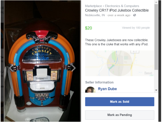 Selling On Facebook